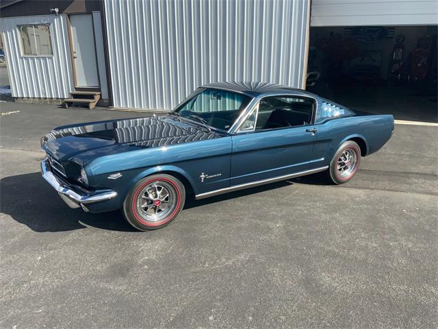 1965 Ford Mustang (CC-1472053) for sale in Spokane, Washington