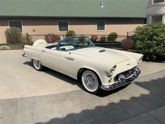 1956 Ford Thunderbird (CC-1472055) for sale in Spokane, Washington