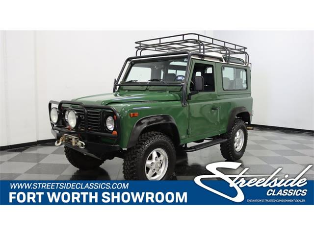 1997 Land Rover Defender (CC-1472089) for sale in Ft Worth, Texas