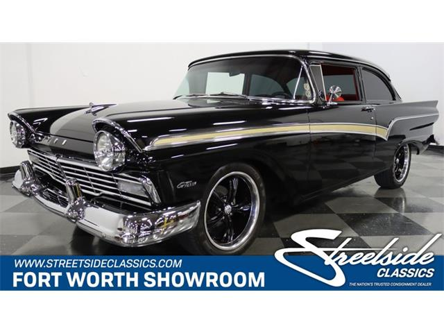 1957 Ford Custom (CC-1472095) for sale in Ft Worth, Texas