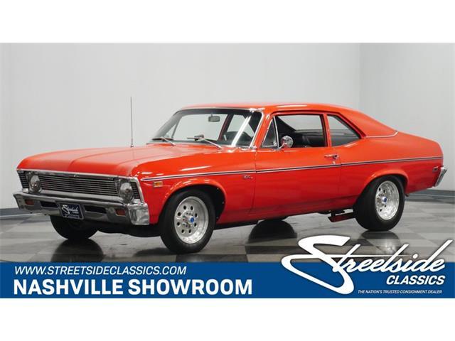 1969 Chevrolet Nova (CC-1472104) for sale in Lavergne, Tennessee