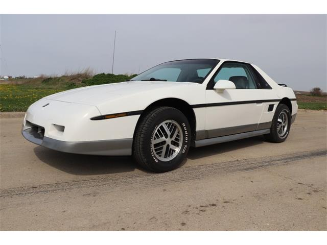 1985 Pontiac Fiero (CC-1470211) for sale in Clarence, Iowa