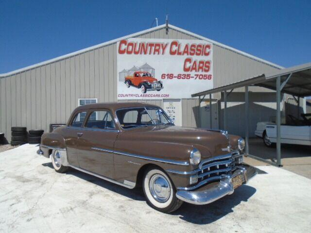 1950 Chrysler Royal (CC-1472129) for sale in Staunton, Illinois