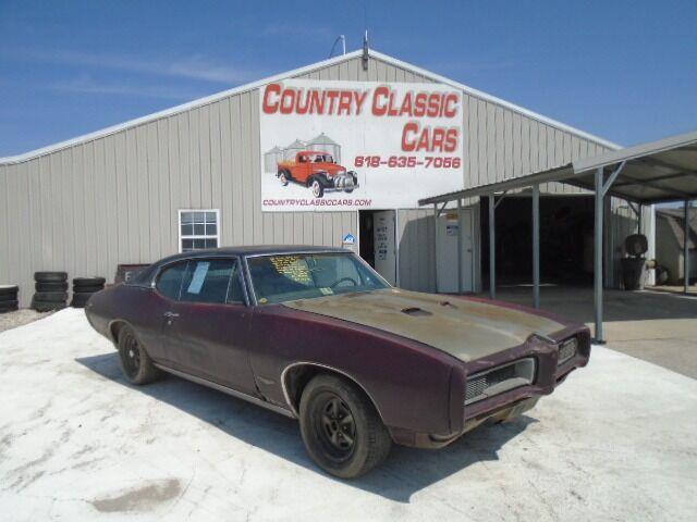 1968 Pontiac GTO (CC-1472130) for sale in Staunton, Illinois