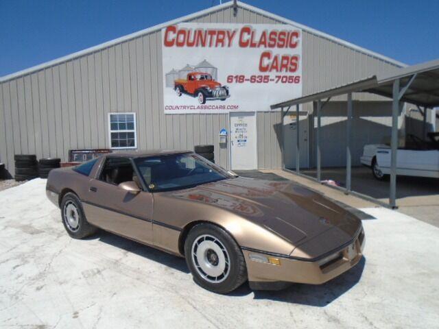 1984 Chevrolet Corvette (CC-1472134) for sale in Staunton, Illinois