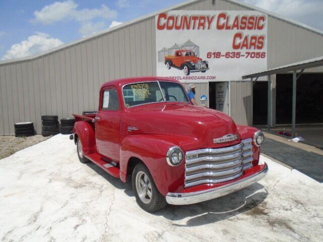 1951 Chevrolet 3100 (CC-1472137) for sale in Staunton, Illinois