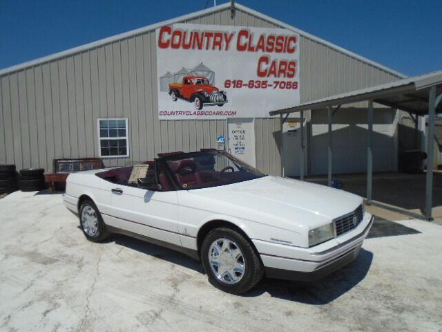1992 Cadillac Allante (CC-1472141) for sale in Staunton, Illinois