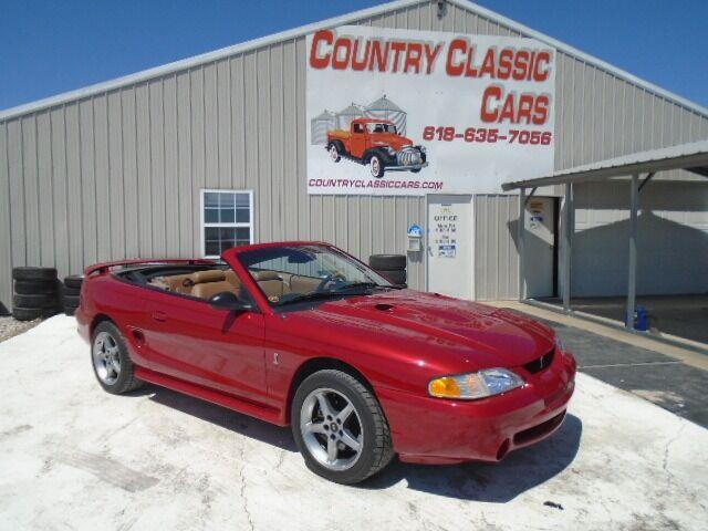 1998 Ford Mustang (CC-1472142) for sale in Staunton, Illinois
