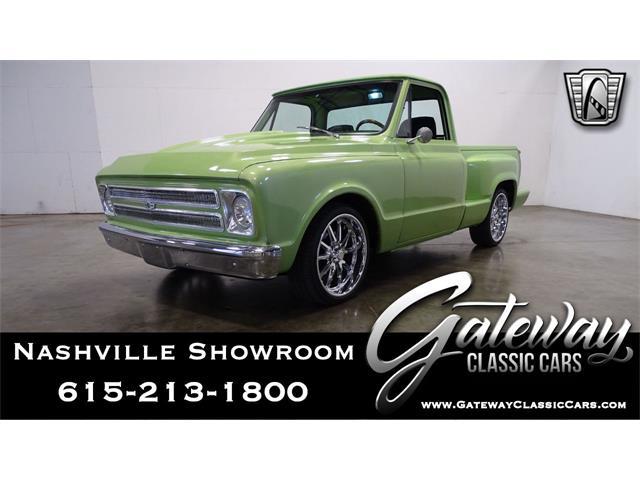 1968 Chevrolet C10 (CC-1470216) for sale in O'Fallon, Illinois