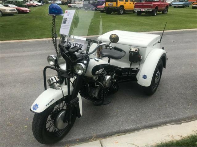 1966 Harley-Davidson Trike (CC-1472162) for sale in Cadillac, Michigan