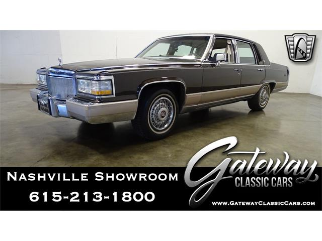 1991 Cadillac Brougham (CC-1470217) for sale in O'Fallon, Illinois