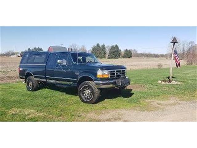 1996 Ford F250 (CC-1472175) for sale in Cadillac, Michigan