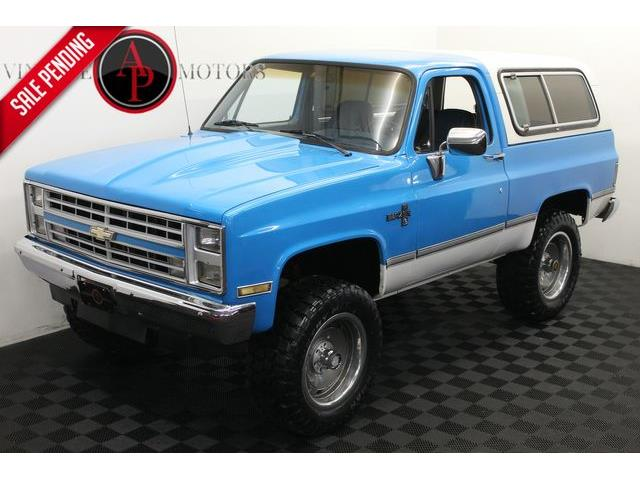 1988 Chevrolet Blazer (CC-1470218) for sale in Statesville, North Carolina