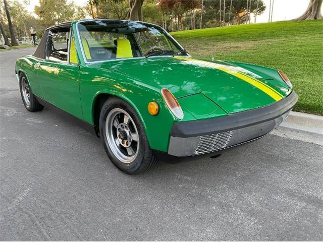 1973 Porsche 914 (CC-1472191) for sale in Cadillac, Michigan