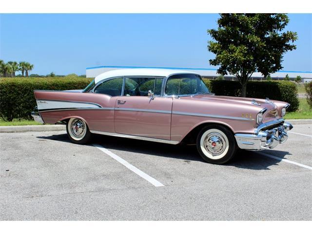 1957 Chevrolet Bel Air (CC-1472205) for sale in Sarasota, Florida
