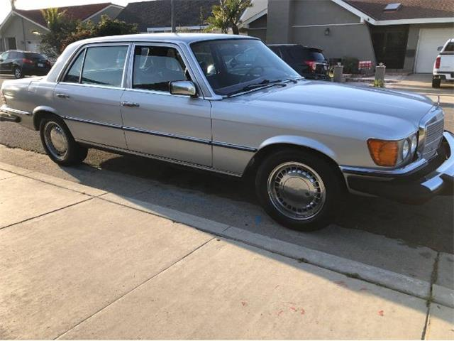 1977 Mercedes-Benz 450SEL (CC-1472208) for sale in Cadillac, Michigan