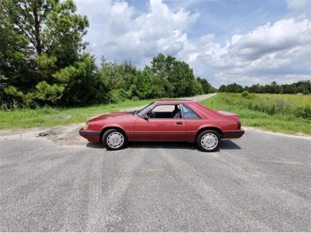 1986 Ford Mustang (CC-1472210) for sale in Cadillac, Michigan