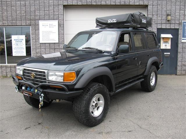 1996 Toyota Land Cruiser FJ (CC-1472259) for sale in Warrenton, Virginia