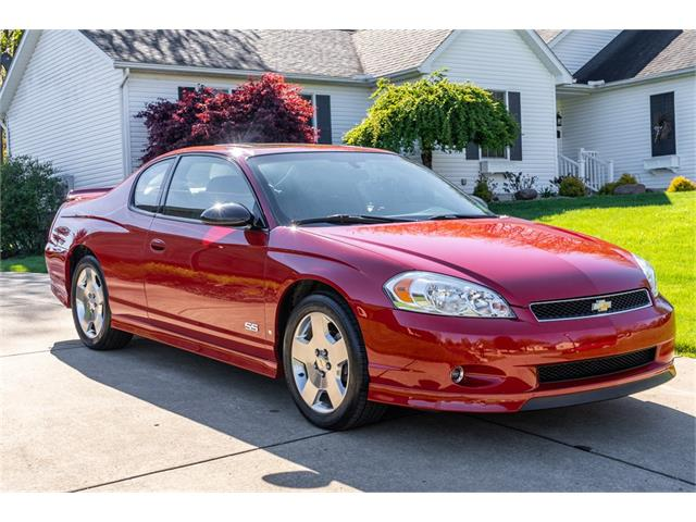 2007 Chevrolet Monte Carlo SS (CC-1472267) for sale in Struthers, Ohio