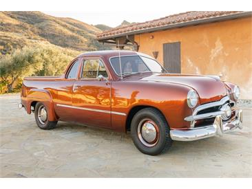 1949 Ford Ute
