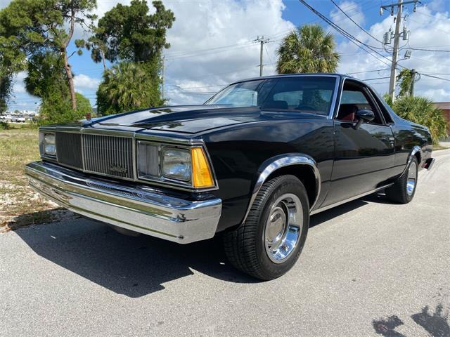 1980 Chevrolet El Camino (CC-1472295) for sale in Pompano Beach, Florida