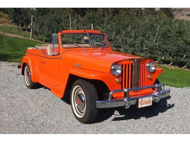 1948 Willys Jeepster (CC-1472322) for sale in La Jolla, California