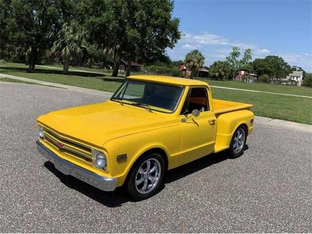 1968 Chevrolet C/K 10 (CC-1470233) for sale in Clearwater, Florida