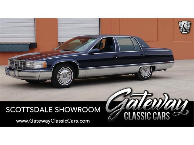 1995 Cadillac Fleetwood (CC-1470237) for sale in O'Fallon, Illinois