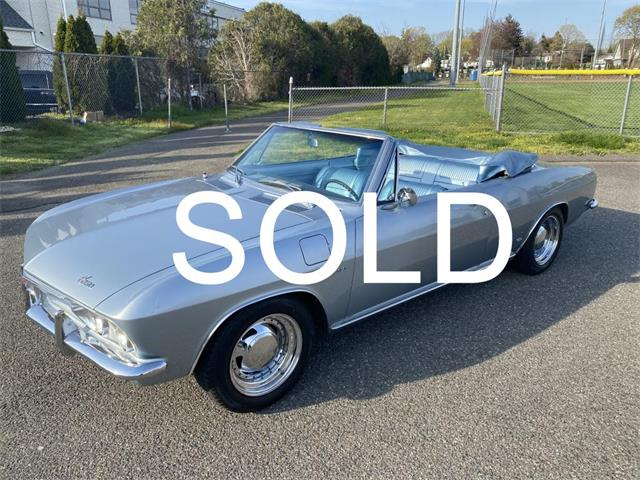 1965 Chevrolet Corvair (CC-1470241) for sale in Milford City, Connecticut