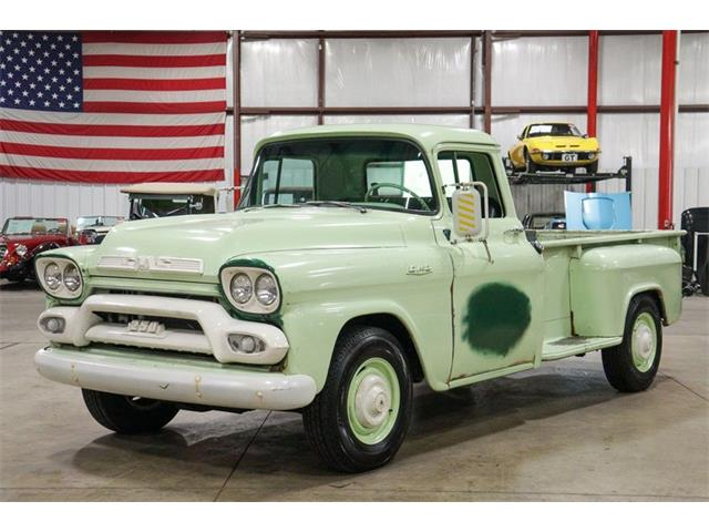 1959 GMC 150 Series (CC-1472414) for sale in Kentwood, Michigan