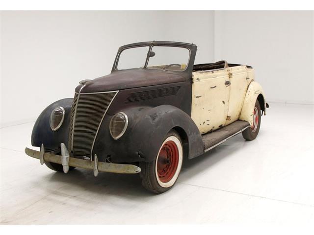 1937 Ford Phaeton (CC-1472417) for sale in Morgantown, Pennsylvania