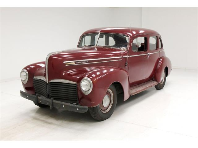 1941 Hudson Super 6 (CC-1472425) for sale in Morgantown, Pennsylvania
