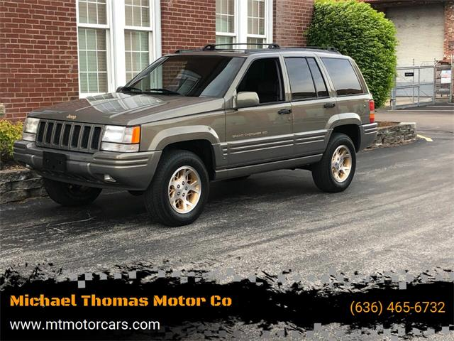 1998 Jeep Grand Cherokee (CC-1470246) for sale in Saint Charles, Missouri