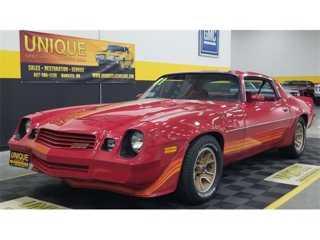 1981 Chevrolet Camaro (CC-1472471) for sale in Mankato, Minnesota