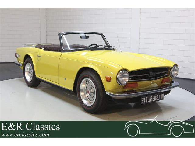 1974 Triumph TR6 (CC-1472482) for sale in Waalwijk, [nl] Pays-Bas