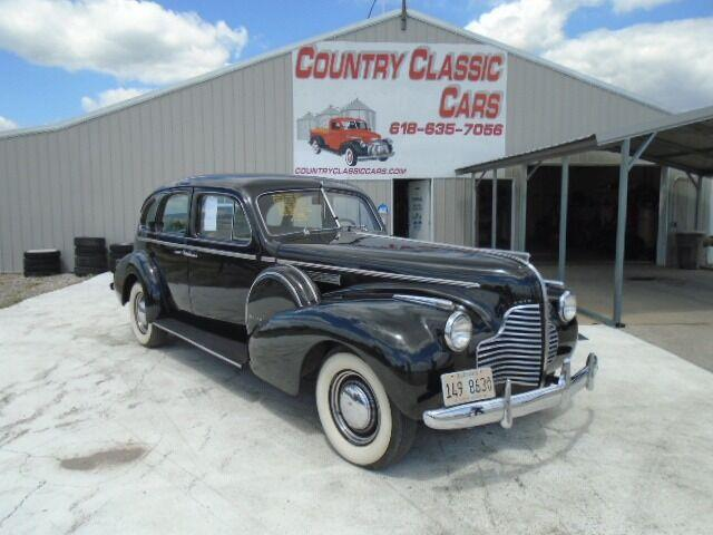 1940 Buick Limited (CC-1472495) for sale in Staunton, Illinois