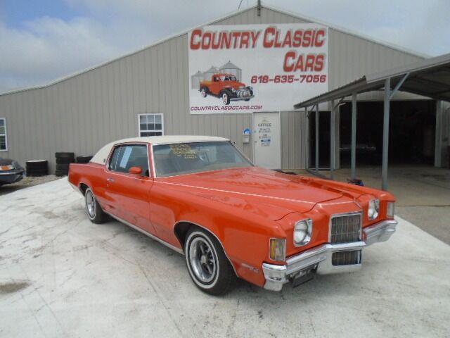 1972 Pontiac Grand Prix (CC-1472503) for sale in Staunton, Illinois