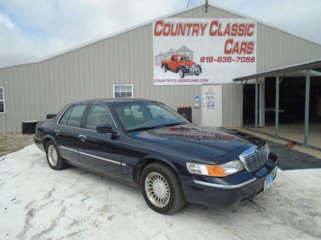 2000 Mercury Grand Marquis (CC-1472508) for sale in Staunton, Illinois