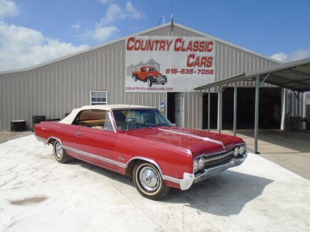1965 Oldsmobile Cutlass (CC-1472510) for sale in Staunton, Illinois