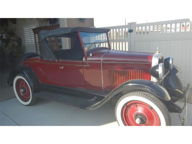 1928 Chevrolet Roadster (CC-1472522) for sale in Cadillac, Michigan