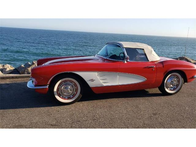 1961 Chevrolet Corvette (CC-1472534) for sale in Cadillac, Michigan