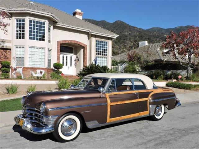 1950 Chrysler Town & Country (CC-1472537) for sale in Cadillac, Michigan