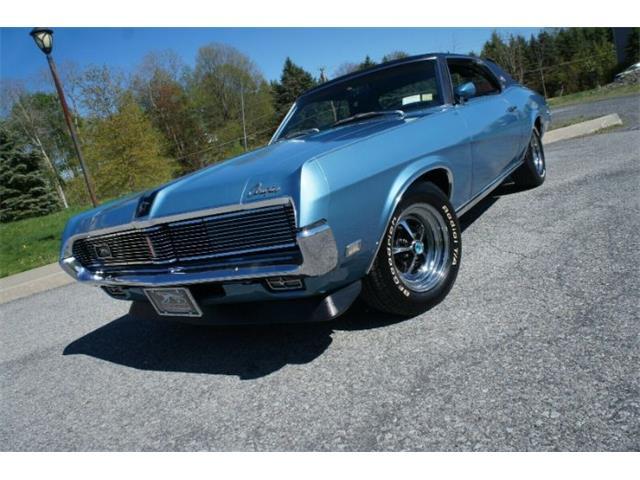 1969 Mercury Cougar (CC-1472539) for sale in Cadillac, Michigan