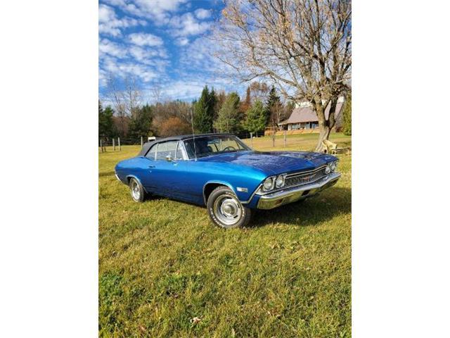 1968 Chevrolet Chevelle (CC-1472540) for sale in Cadillac, Michigan