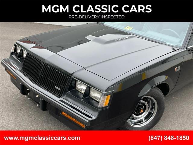 1987 Buick Regal (CC-1472554) for sale in Addison, Illinois