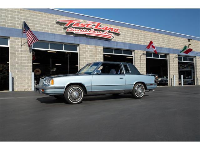 1986 Chrysler LeBaron (CC-1472561) for sale in St. Charles, Missouri