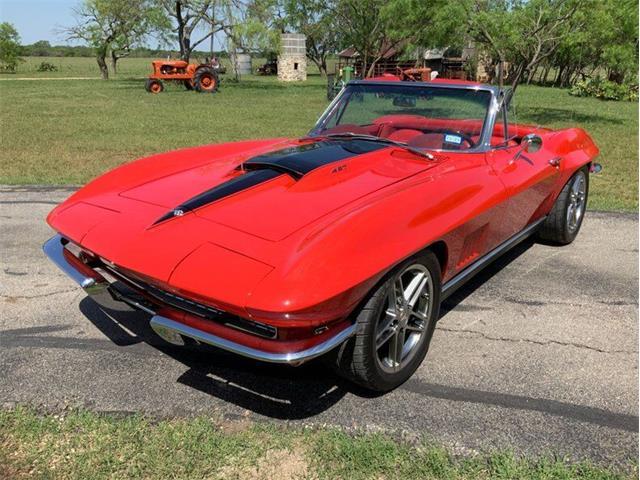 1967 Chevrolet Corvette (CC-1472566) for sale in Fredericksburg, Texas