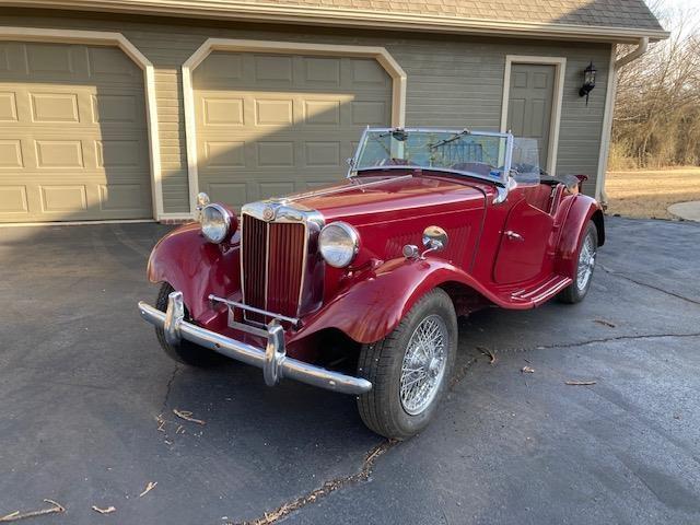 1952 MG TD (CC-1472585) for sale in Van Buren, Arkansas