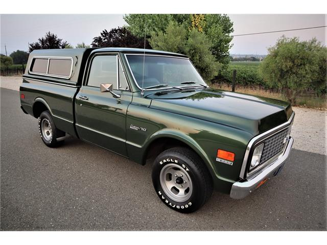 1971 Chevrolet C10 (CC-1472586) for sale in Pleasanton, California