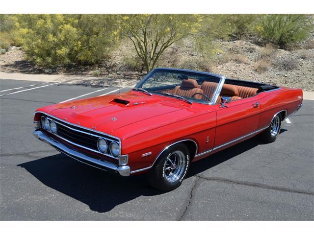 1969 Ford Fairlane 500 (CC-1472599) for sale in Phoenix, Arizona